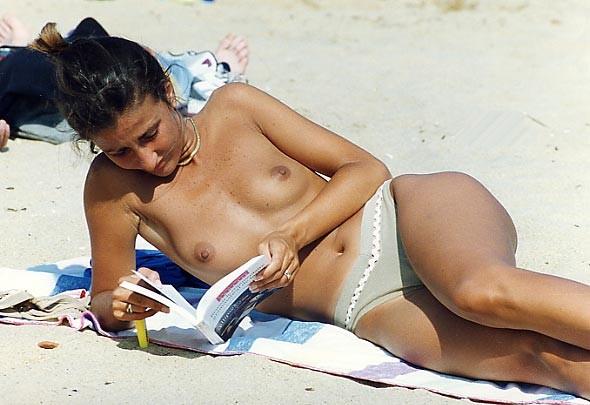 фото голых подсмотреное на пляже