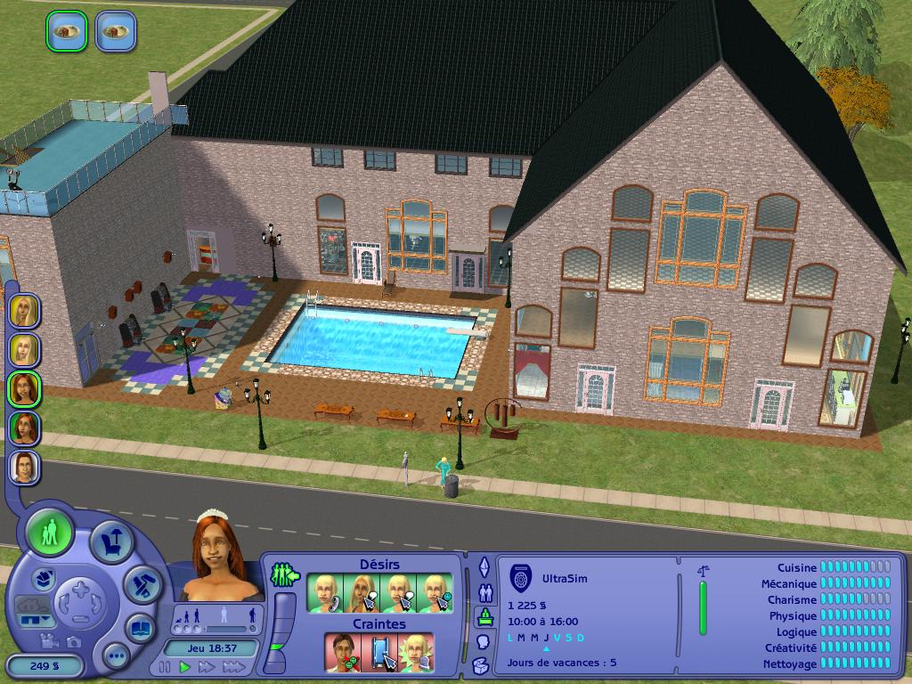 Les sims 2 2 add on topik unik faq page 14 pc for Construire une maison sims 3 xbox 360