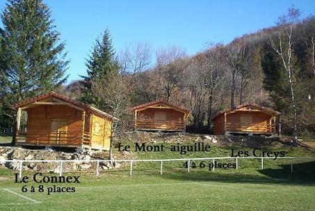 camping municipal LE SABOT 2**